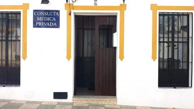 El médico de Castilblanco