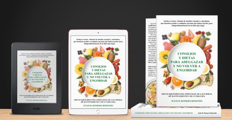 Libro Consejos y dietas para adelgazar y no volver a engordar